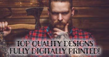 Digitally Printed Shirts