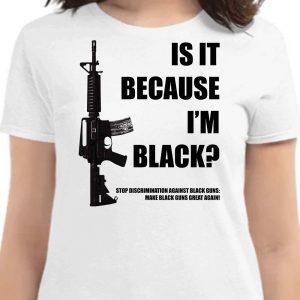 Black Gun Shirt